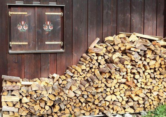 Firewood Cord Delivery - Granby, Colorado
